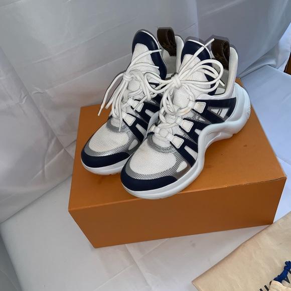 f2d77f597b9 Lv Archlight Sneakers